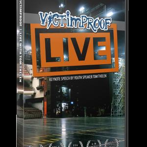 Victimproof LIVE (DVD)